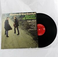 Simon & Garfunkel Sounds of Silence MONO Vinyl LP Columbia CL 2469 1965 2 Eye