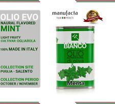 Extra virgin olive oil ITALY  Olio extra vergine di oliva PUGLIA  MENTA