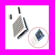MAX7219 Dot Matrix Module MCU Steuerung Control Microcontroller für Arduino DIY