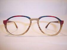 Herrenbrille aus Büffelhorn/Naturhorn/Bufallo Horn mit Seideneinlage Bugattistil