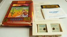 Atari XL: Spider Quake - Centry Software 1983