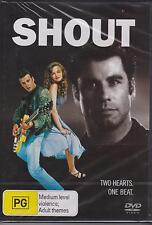 SHOUT - JOHN TRAVOLTA - JAMES WALTERS - HEATHER GRAHAM - DVD - NEW -