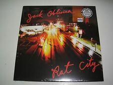 Jack Oblivian Rat City LP sealed Mint with Mp3 download card
