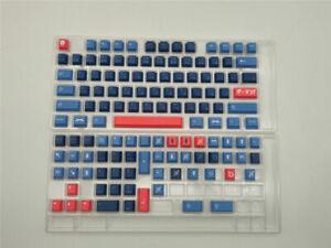 REPLICA GMK Darling keycaps keycap set Dye sub PBT BLUE COLOR