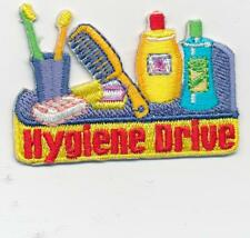 Girl Boy Cub HYGIENE DRIVE Products Patches Crests Badges SCOUTS GUIDES donation