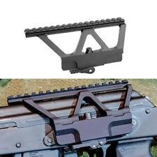 Tactical CNC Picatinny Side Rail Scope Mount 20mm Weaver Quick Detachable