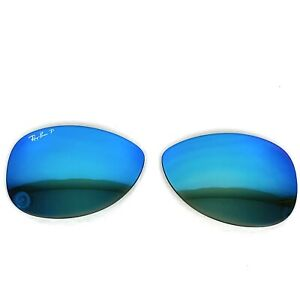 Ray-Ban Aviator Classic Replacement Blue Lenses 60mm (Lenses Only)