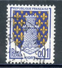 STAMP / TIMBRE FRANCE OBLITERE N° 1351A ** NIORT