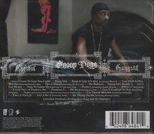 SNOOP DOGG R&G - Rhythm and Gangster: The Masterpiece CD ALBUM