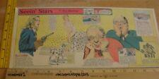 Ella Raines Chili Williams Seein' Stars Feg Murray Sunday 1940s color panel 5i