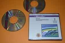 Mozart - Piano Sonatas, Vol.I / Glenn Gould / CBS 1989 / 2CD Box / Rar