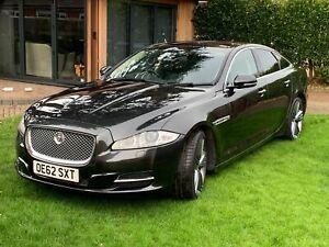 Jaguar XJ 5.0 V8 Supercharged Supersport SWB Saloon