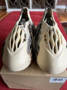 ADIDAS YEEZY FOAM RUNNER MX CREAM CLAY Size 12 BRAND NEW* FAST SHIPPING* DS