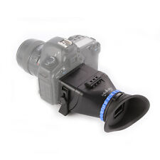 "3.0X LCD Screen Viewfinder Magnifier For 3""-3.2"" CANON Nikon Sony Olympus DSLR"
