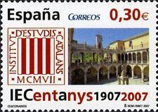 [CF6011] España 2007, Inst. Estudios Catalanes (MNH)