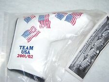 Scotty Cameron Team USA 2001/02 Putter Cover ~BRAND NEW IN PLASTIC!