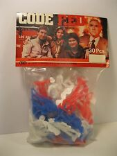 CODE RED 1981 TV SHOW FIREFIGHTERS SET OF 30 MINT IN ORIGINAL BAG LORNE GREENE