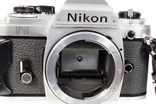 Cámara Nikon Fg FG-20 precortadas Kit de espuma de sello de luz espejo puerta y canales