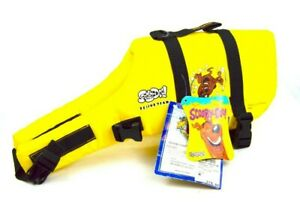NOS Stearns MEDIUM Scooby Doo Rescue Team Dog Pet Life Vest Jacket Preserver