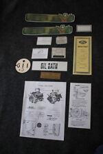 1954 Ford V8 Decal Sticker Decal Kit Detail Restoration Factory passenger 54