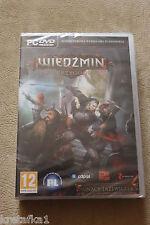 Wiedźmin / Witcher : Gra przygodowa  PC - Polish Release
