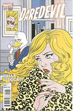 Daredevil  #15 WTD  Variant  Cover  Howard the Duck  Sauvage