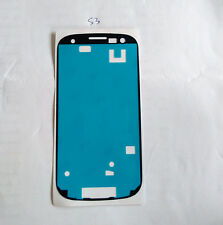 Front Housing Frame Bezel Adhesive Sticker For Samsung galaxy S3 i9300 i9305