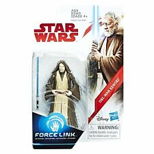 NEW Star Wars The Last Jedi Obi Wan Kenobi Jedi Master Action Figure Force Link