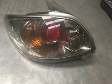 PEUGEOT 206 HATCH GTI 180 HDI REAR N/S LEFT BACK CLEAR LEXUS TAIL BRAKE LIGHT