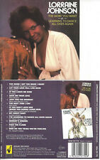 SOUL Lorraine Johnson The More You Want & Learning to dance all over again CD´78