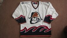Milwaukee Admirals Authentic jersey blank Sp 2000-01 Home White Size 54