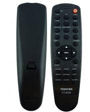 TOSHIBA ORIGINAL Signage TV mando a distancia ct-8039 ct8039 td-x551m td-z471