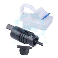 Windshield Washer Reservoir Bottle Pump Set For VW Golf MK5 6 EOS Jnw