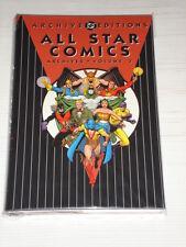 DC Archive Editions All Star Comics Vol 3 Sociedad De La Justicia Tapa Dura GN 1563893703