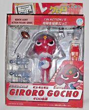SGT. Frog Keron Army Action Figure G66 GIRORO GOCHO In Action Keronjin Rare
