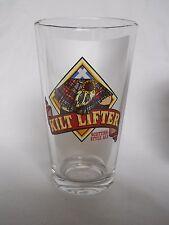 NEW (1) Kiltlifter Beer Pint Glass Four Peaks Brewery AZ Breweriana Ale