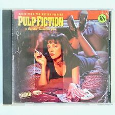 Music From the Motion Picture Pulp Fiction by Various Artists (CD) 1994, MCA