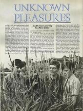 Joy Division New Order Encyclopedia article