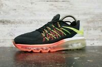 Youth Nike Air Max Running Shoes Sz 5Y 37.5 B Used 705457 005 Athletic Sneakers
