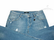 Cnc Costume National Jeans Hose it.48 dt.40-42 Straight Cut look usado Top