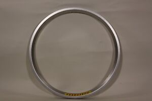 Velocity A23 20 x 1/8 inch Alloy Bicycle Rim 32h 459x18 Silver N/MSW VR3