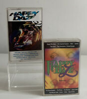 Happy Daze Volume 1 & 2 Cassette Tapes X 2 Manchester Madchester Compilations