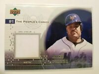 2002 Upper Deck The People's Choice Mike Piazza New York Mets   C427