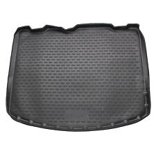Ford Kuga Mk.2 13-18 Rubber Boot Liner Tailored Fitted Black Floor Mat Protector