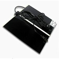 110V Reptile Heating Pad Under Tank Warmer Mat With Temperature Controller (14W
