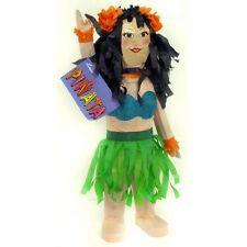 Pinata - Luau Hula Dancer