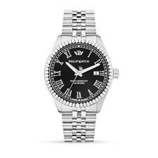 Orologio Philip Watch caribe R8253597036 nero watch SWISS made jubilee 41mm uomo
