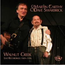Martin Carthy & Dave Swarbrick : Walnut Creek CD (2011) ***NEW***