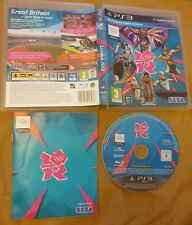 London 2012 - The Official Video Game of the Olympic Games (PS3), Good PlayStati