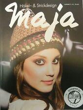Maja - 37 modische Accessoires im Häkel- und Strickdesign - Heft 1, Lana Grossa